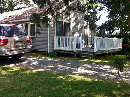 So. Yarmouth Cape Cod vacation rental - Deck