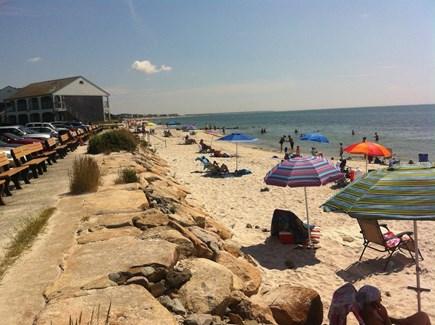 So. Yarmouth Cape Cod vacation rental - Beach