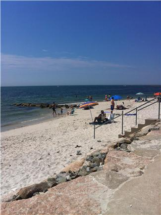 So. Yarmouth Cape Cod vacation rental - Public beach
