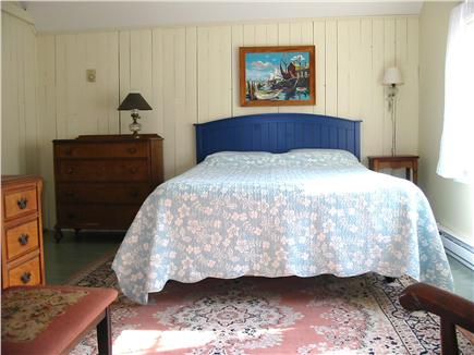 Eastham Cape Cod vacation rental - Upstairs Master Bedroom with Queen Bed