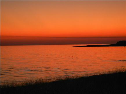 Chatham Cape Cod vacation rental - September Sky at Ridgevale Beach