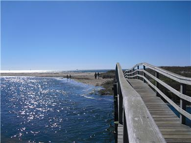 Chatham Cape Cod vacation rental - Walk a half mile to Ridgevale Beach