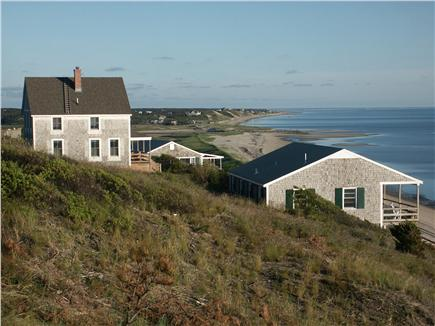 Truro Cape Cod vacation rental - View to south