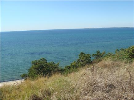Truro Cape Cod vacation rental - View to north