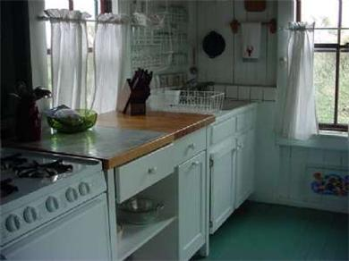 Truro Cape Cod vacation rental - Kitchen