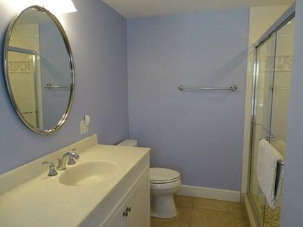 Dennis Port Cape Cod vacation rental - First floor bathroom