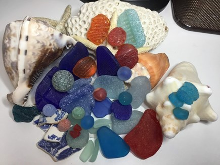 Wellfleet Cape Cod vacation rental - Beautiful Seaglass Collection Shop open 10 to 4 or call homeowner