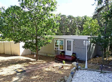 Wellfleet Cape Cod vacation rental - Contemporary home in wooded area