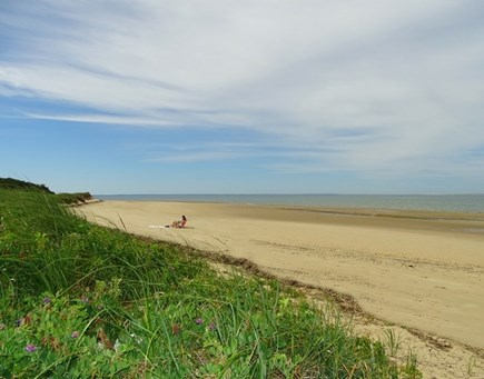 Wellfleet Cape Cod vacation rental - Walk five minutes to Indian Neck Beach