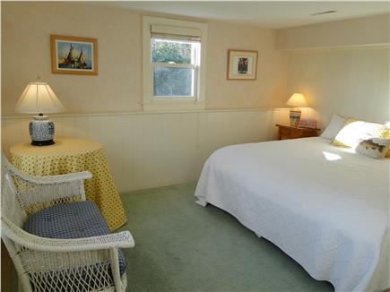Brewster Cape Cod vacation rental - Lower level king bedroom