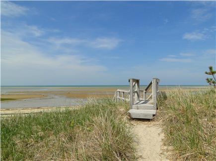 Brewster Cape Cod vacation rental - Private bay beach - 5 min. walk