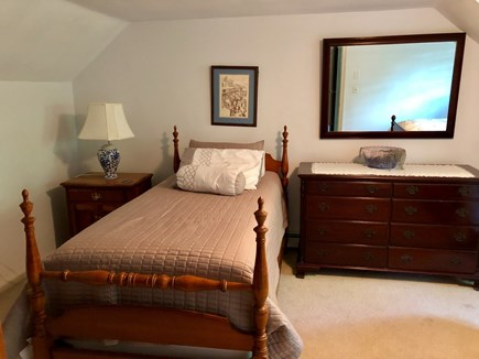 North Eastham Cape Cod vacation rental - Second Bedroom 2nd Floor Twin