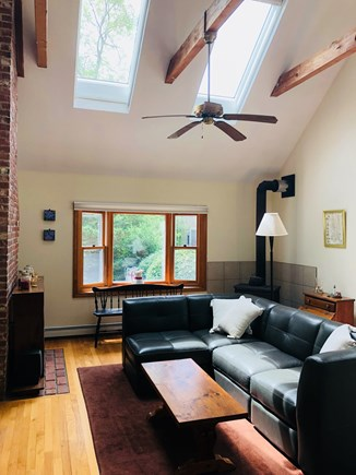 North Eastham Cape Cod vacation rental - Family Room/ Entertainment Area