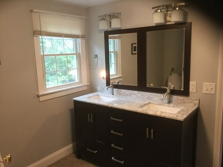 North Eastham Cape Cod vacation rental - Full Master Bath1st Floor