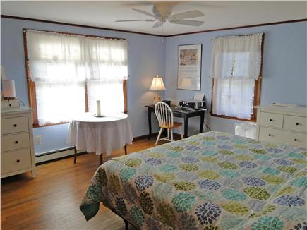 Chatham Cape Cod vacation rental - King size master bedroom on main floor