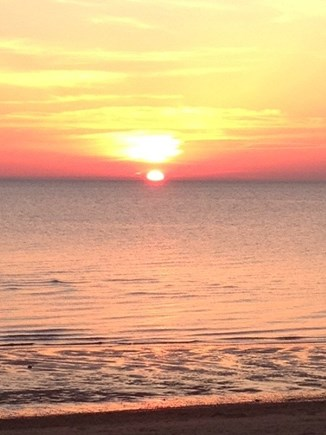 Eastham Cape Cod vacation rental - Beautiful Eastham sunsets!
