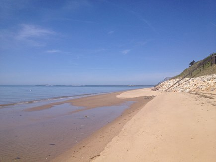 Eastham Cape Cod vacation rental - Campground Beach just steps away!
