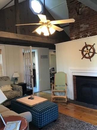 Dennis Port Cape Cod vacation rental - Living Room 1