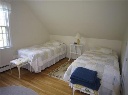 Brewster Cape Cod vacation rental - 2nd Floor Guest Bedroom w/ twins