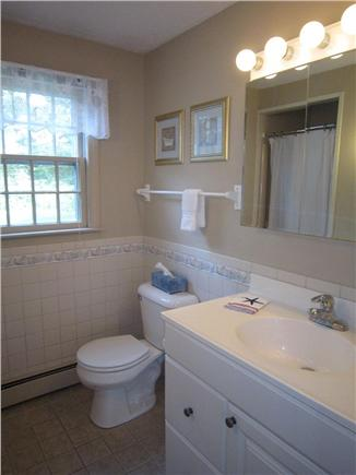 Brewster Cape Cod vacation rental - 1st Floor guest bathroom