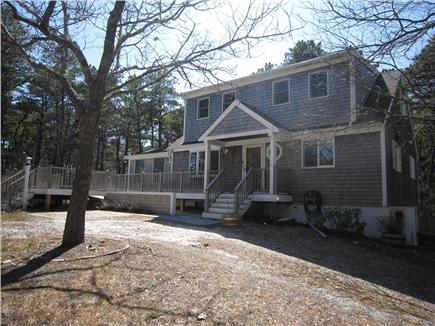 Wellfleet Cape Cod vacation rental - Outside of house