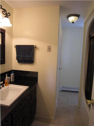 Wellfleet Cape Cod vacation rental - Guest Bathroom (1st Floor)