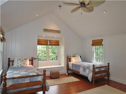 Orleans Cape Cod vacation rental - Large guest bedroom w/ twins