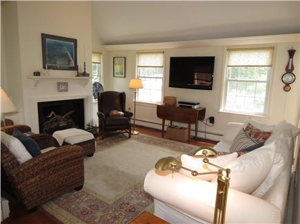 Orleans Cape Cod vacation rental - View of living area from dining area