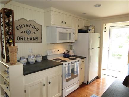 Orleans Cape Cod vacation rental - Galley kitchen equipped with all you need