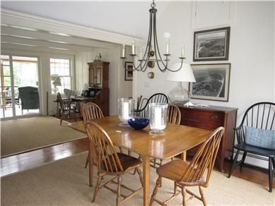 Orleans Cape Cod vacation rental - Formal dining area