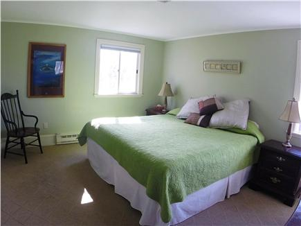 Brewster Dennis town line Cape Cod vacation rental - Master Bedroom