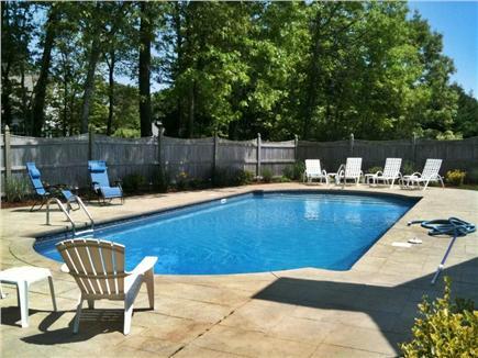 New Seabury New Seabury vacation rental - 19 x 41 foot heated Roman Pool and plenty of patio space/seating