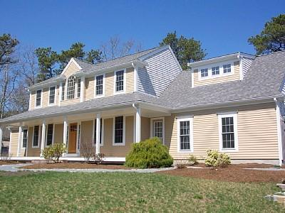 New Seabury New Seabury vacation rental - fabulous home with plenty of privacy, front, back & side