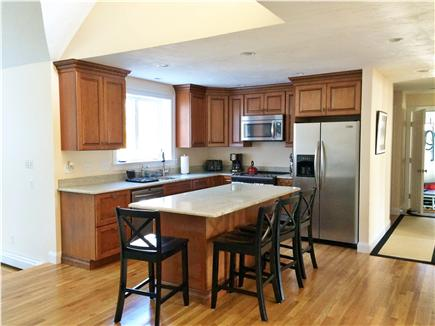 New Seabury New Seabury vacation rental - Huge modern Kitchen with additional breakfast bar seating for 4