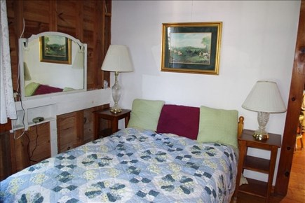 Woods Hole, Falmouth Woods Hole vacation rental - First Floor Bedroom.