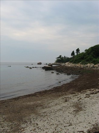 Woods Hole, Falmouth Woods Hole vacation rental - Gansett Beach —the private, neighborhood beach.