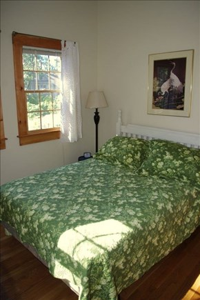 Woods Hole, Falmouth Woods Hole vacation rental - Second Floor Bedroom 1. Another similar bedroom not pictured.
