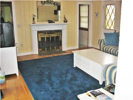 Centerville Centerville vacation rental - Front door leads to front deck with views of Craigville Beach.