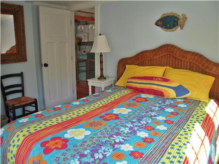 North Eastham Cape Cod vacation rental - Master BR with queen pillow top mattress