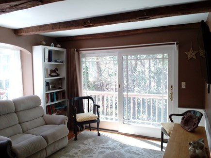 Osterville Osterville vacation rental - Den with smart TV and comfortable recliners