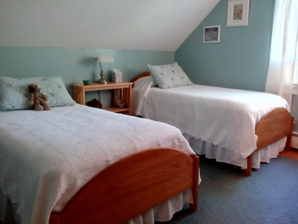 Osterville Osterville vacation rental - Bedroom #2 with two twin beds upstairs