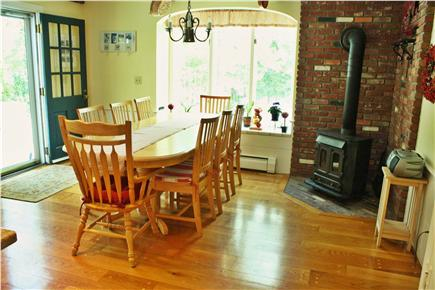 Osterville Osterville vacation rental - Dining Area seats 8