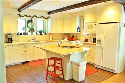 Osterville Osterville vacation rental - Country Kitchen open to dining area