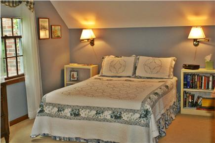 Osterville Osterville vacation rental - Master bedroom upstairs with queen bed