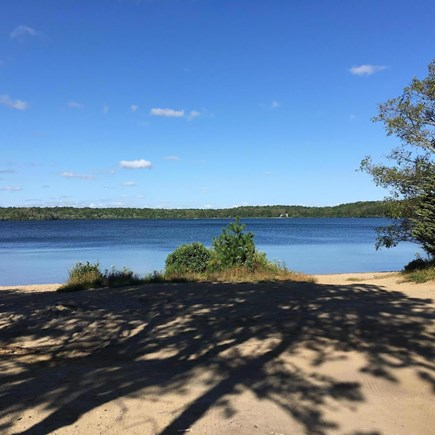 Brewster Cape Cod vacation rental - Nearby Seymour Pond
