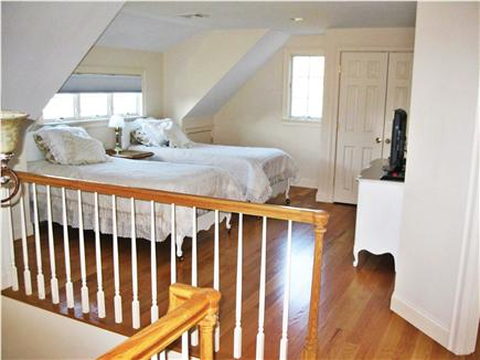 Chatham Cape Cod vacation rental - upstairs bedroom with twin beds