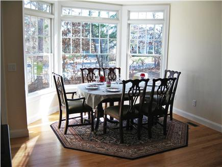 Chatham Cape Cod vacation rental - Sunny dining area