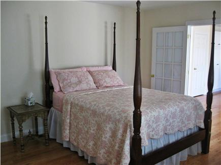 Chatham Cape Cod vacation rental - first floor bedroom w/queen bed