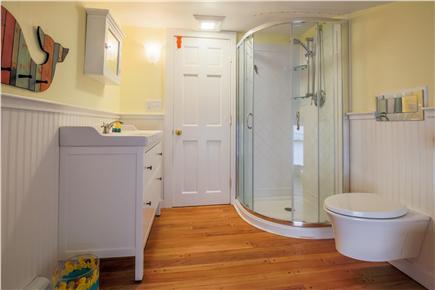 Chatham Cape Cod vacation rental - 2nd floor bathroom