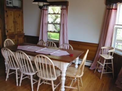 Chatham Cape Cod vacation rental - Dining area with water view